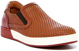 Bruno Magli Rimini Leather Slip-On Sneaker