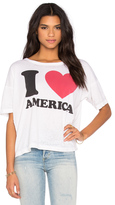Chaser I Heart America Tee