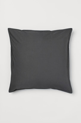 H&M Solid-color Cushion Cover