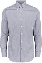 Aquascutum Leven Check Shirt, Brown