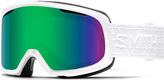Smith Riot Sunglasses White Eclipse X6K 180mm