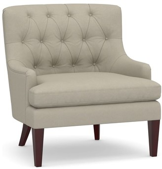 Pottery Barn Haylen Upholstered Armchair