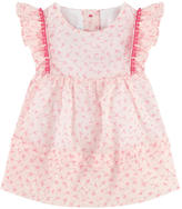 Absorba Printed dress and matching bloomers