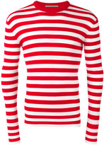 Ermanno Scervino striped jumper - men - Virgin Wool - 50