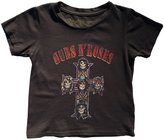 Guns N Rose Ss Tee Tod