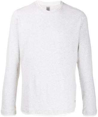 Eleventy long-sleeve fitted top