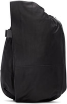 Côte and Ciel Black Medium Isar Alias Backpack