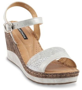 Good Choice Rozz Wedge Sandal