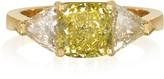 Forzieri Diamond Gold Ring