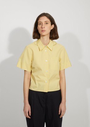 Margaret Howell Cuffed Sleeve Small Shirt