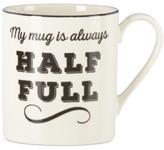 Lenox Around The Table Collection Stoneware Half Full Mug