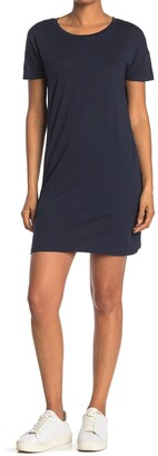 Alternative Knit T-Shirt Dress