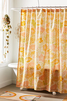 Urban Outfitters Gail Floral Shower Curtain
