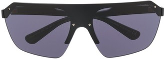 Tom Ford Razor oversized-frame sunglasses