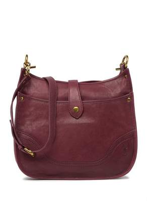 Frye Madison North South Leather Crossbody