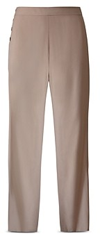 BCBGeneration Button Trim Tapered Pants