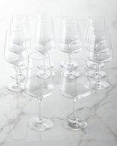 Fortessa Tritan Crystal Wine Glasses, 12-Piece Set