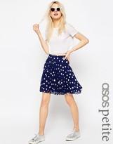 Asos Polka Dot Mini Skirt