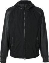 Drome water repelent bomber jacket - men - Lamb Skin/Polyester - S