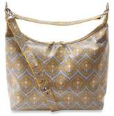 JP Lizzy Bella Madre Hobo Diaper Bag in Yellow