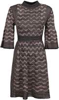M Missoni Missoni Zigzag Pattern Dress