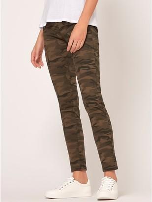 M&Co Camo print jeans