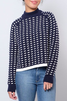 Noisy May High Neck Pullover
