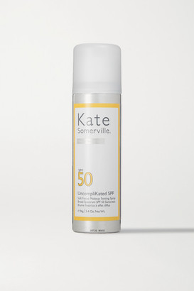 Kate Somerville Uncomplikated Soft Focus Makeup Setting Spray Spf50, 96g - Colorless