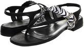 Bouquets Faint (Black Zebra) - Footwear