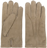 Eleventy classic gloves - men - Sheep Skin/Shearling/Cashmere/Wool - 36.5