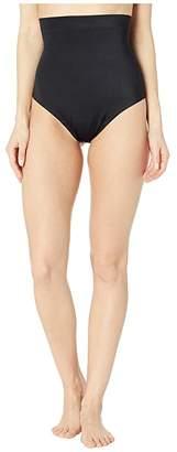 Spanx Suit Your Fancy High-Waist Thong (Very Black) Women's Underwear