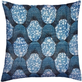 Found Object Square Pillow