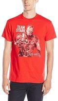 Marvel Men's Avengers Civil War Team Stark T-Shirt