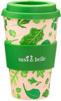 Sass & Belle Powered By Plants Lunch Bag & Coffee Cup