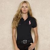 Ralph Lauren Pink Pony Pink Pony Skinny-Fit Polo