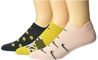 Nike Everyday Plus Lightweight Socks (Multicolor) Low Cut Socks Shoes