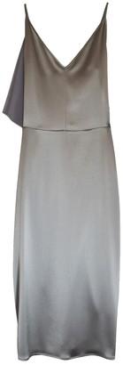 Deveaux Amber Dress in Grey