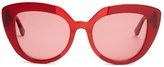 Marni Prisma cat-eye sunglasses
