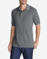 Eddie Bauer Men's Field Short-Sleeve Polo Shirt - Slim Fit