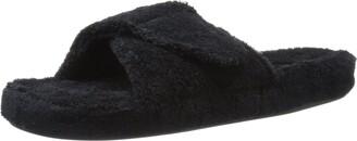 Acorn Women's Spa Ii Slide Slipper Black X-Large / 9.5-10.5