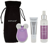 NuFace Mini Facial Toning Device w/ Optimizing Mist & Pouch