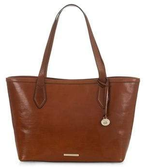 Brahmin Topsail Athena Leather Tote Bag