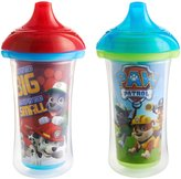 Munchkin Paw Patrol Click Lock Insulated Sippy Cup - Red/Blue - 9 oz - 2 ct