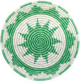 "All Across Africa 17"" Thousand Hills Tray - Peppermint"