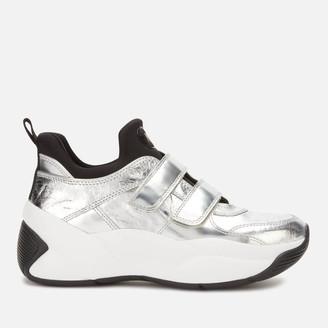 MICHAEL Michael Kors Women's Keeley Velcro Chunky Trainers