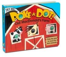 Melissa & Doug Poke-a-Dot - Old Macdonald's
