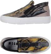 MSGM Low-tops & sneakers - Item 11254729