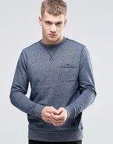 Brave Soul Crew Neck Marl Sweater