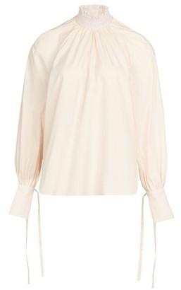 Wales Bonner Palms blouse