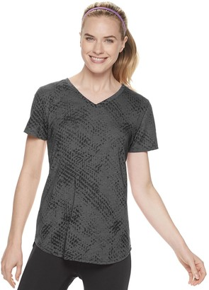 Tek Gear Women's Short Sleeve Tee